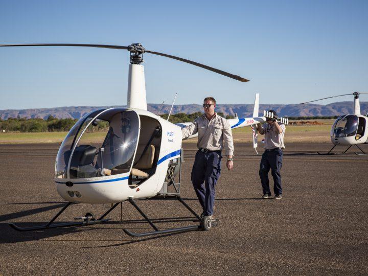 Why train with the Australian Helicopter Academy?